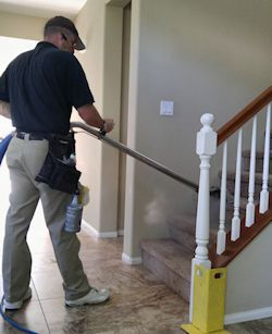 John Hilbrands carpet cleaning